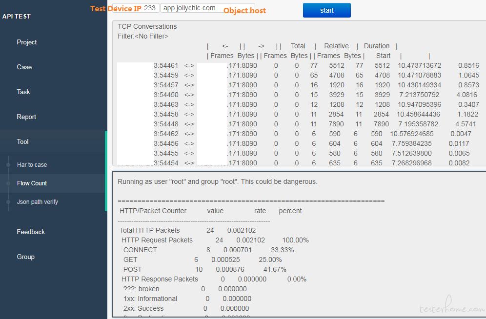 centos7][nginx][tshark] 基于tshark 的页面流量统计· TesterHome