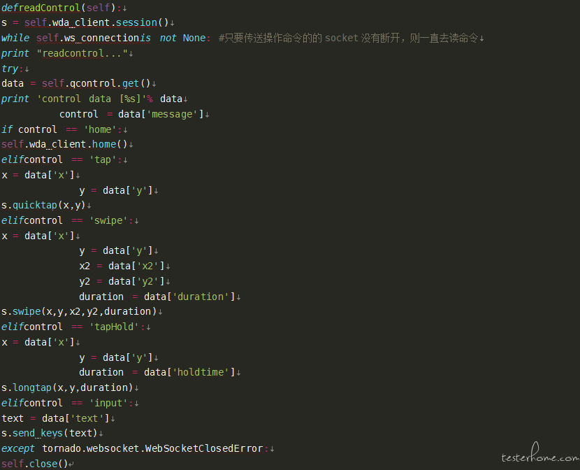 WebDriverAgent 与Minicap 在ios 真机远控上的应用实践· TesterHome